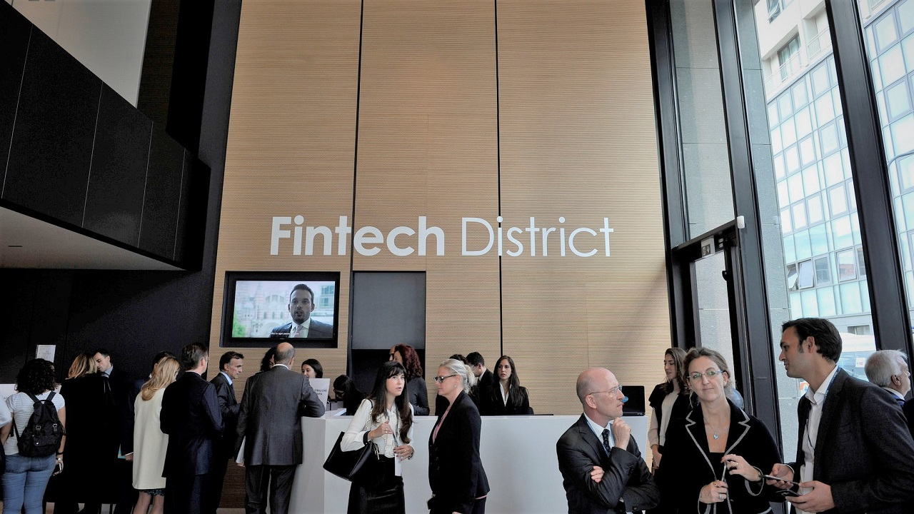 Fintech District Milano - Inaugurazione