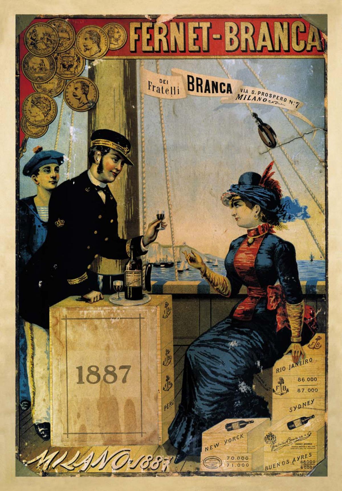 Fernet Branca 1887