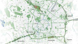 Scali Milano - Mappa Mecanoo