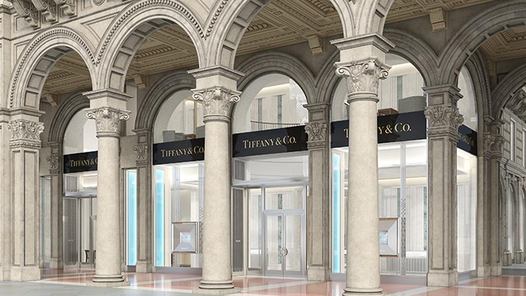 Tiffany Milano Duomo
