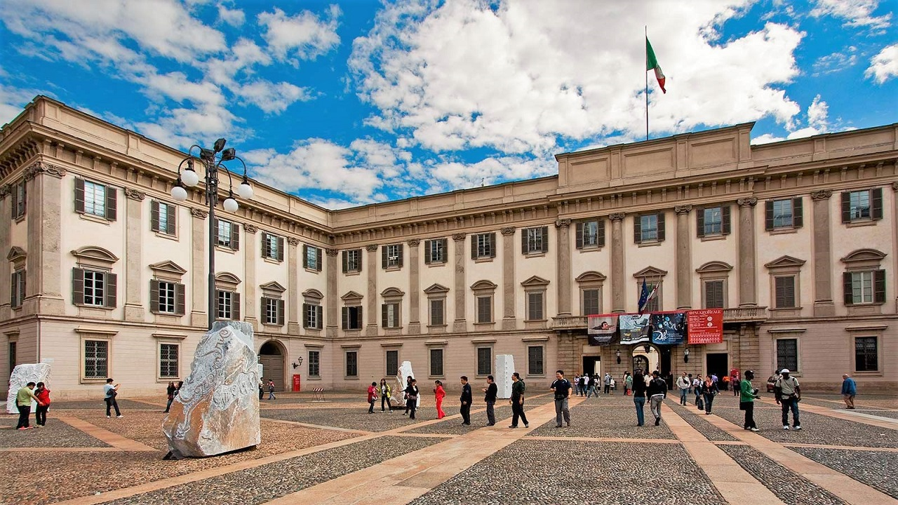 Palazzo Reale - Primosito Milano