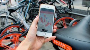 Bike Sharing Milano - App