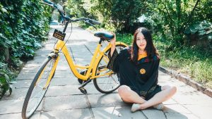 Ofo Bike Sharing Milano