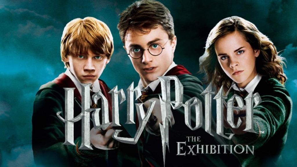 Harry Potter Exhibition Milano 2018