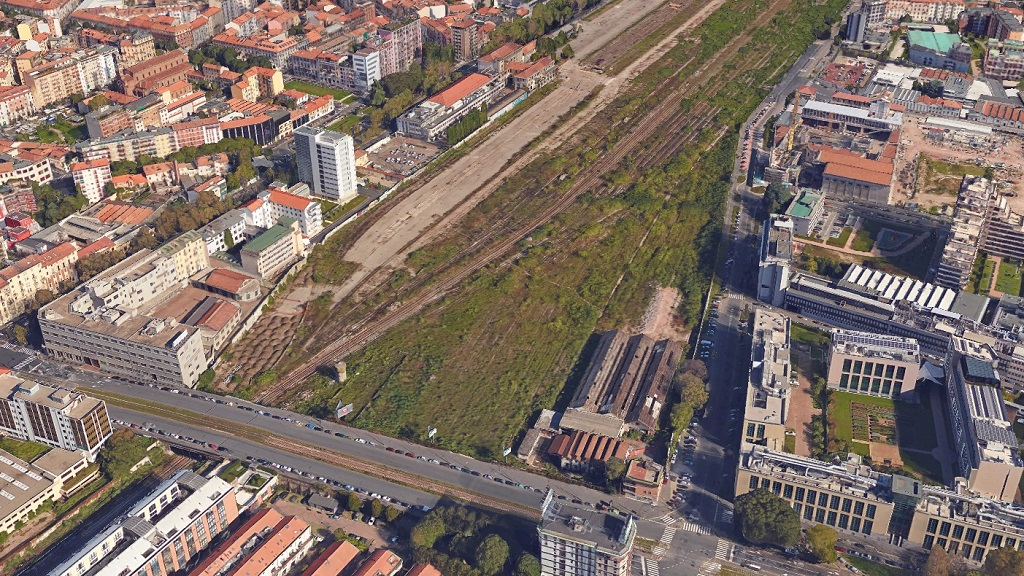 Scalo Porta Romana Milano