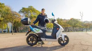 Scooter Sharing eCooltra