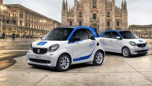 Car Sharing Milano - Car2Go