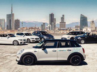 Car Sharing Milano - DriveNow