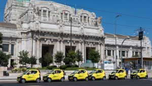 Car Sharing Milano - Share'ngo