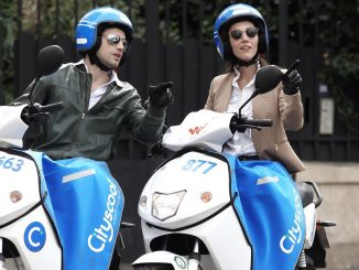 Cityscoot Scooter Sharing Milano