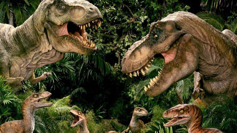 Dinosaur Invasion Milano 2018