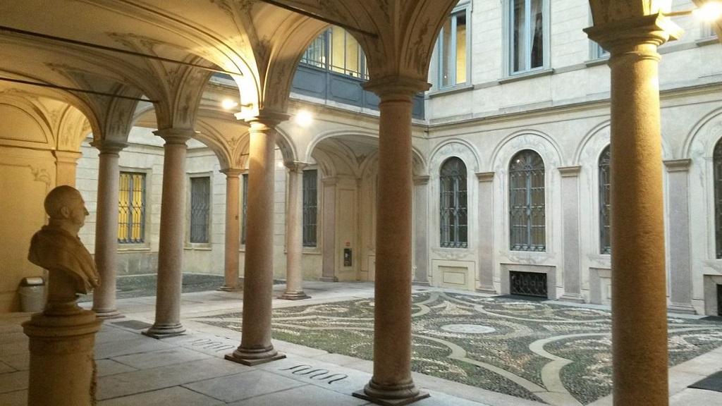 Palazzo Morando Milano
