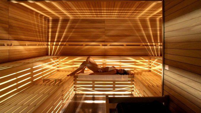 QC Termemilano - Sauna