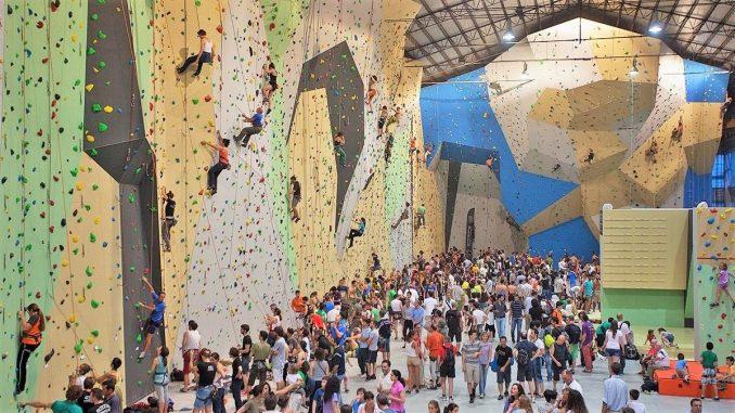 Urban Wall - Milano Climbing Factory