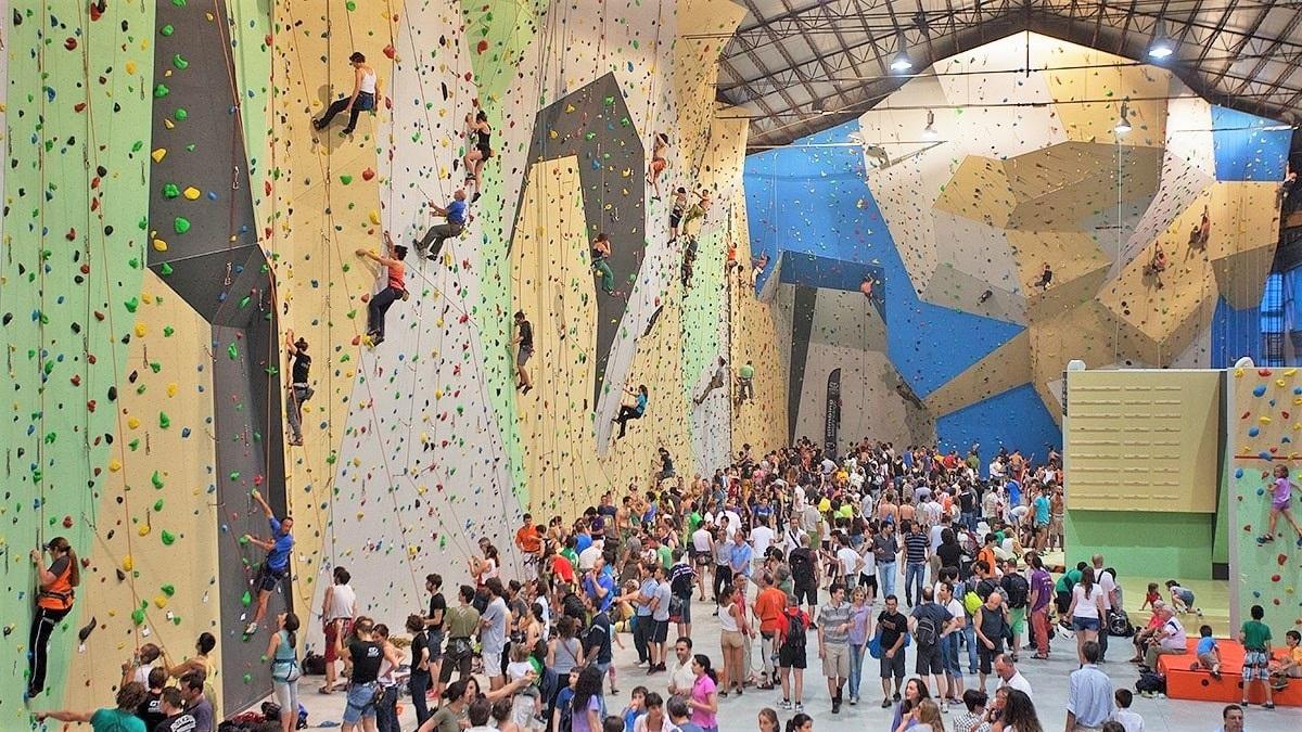 Scalare Pareti Milano : Le pareti da arrampicata più difficili al mondo