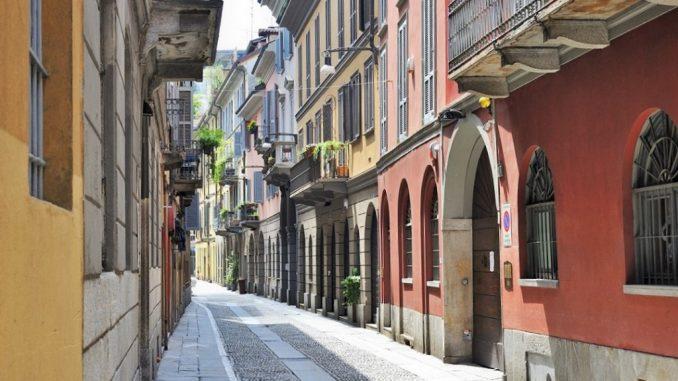 Zona Brera Milano